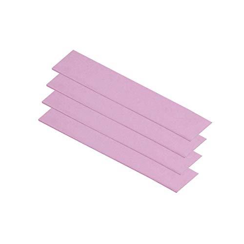 Price comparison product image ARCTIC Thermal Pad Basic (120 x 20 mm,  t: 0.5 mm; 4er Pack) Exzellente Wärmeleitung,  Idealer Gap-Filler,  sehr einfache Installation,  sichere Handhabung