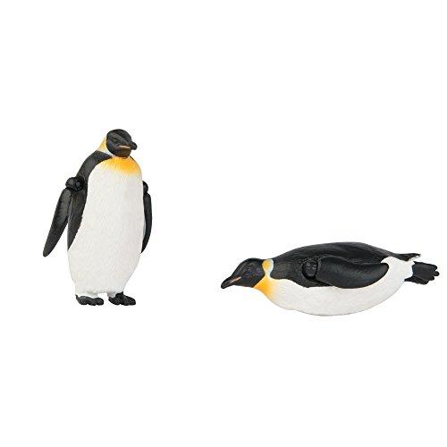 TOMY ANIA | Pinguine - 2er Spielset | Bewegliche Glieder | Hochwertiges Spielzeug für Kinder ab 3 Jahre | Tiere Spielzeug | Lernspielzeug - ideal als Geschenk