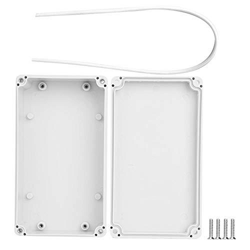 Caja de Conexiones, Plástico ABS Impermeable Ip65 Caja de Proyecto Eléctrico Universal...