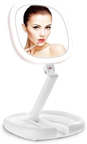 Mirrors Makeup Max 65% OFF Illuminated with Vani Light Fashionable Beautifive LED