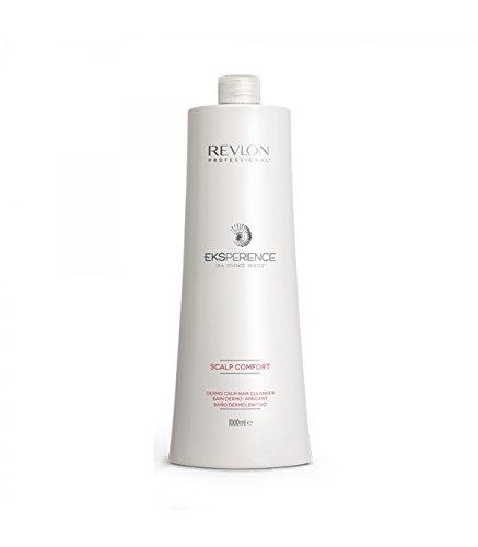 EKS Scalp Comfort Bain Dermo Lenitif Eksperience peau sensible et irritée 1 L