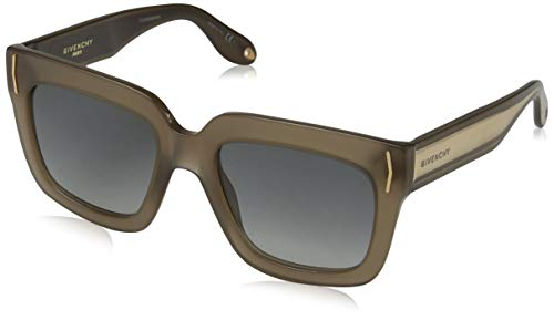 Givenchy GV 7015/S VK VRM Gafas de sol, Beige (Mud Beige/Grey), 53 para Mujer