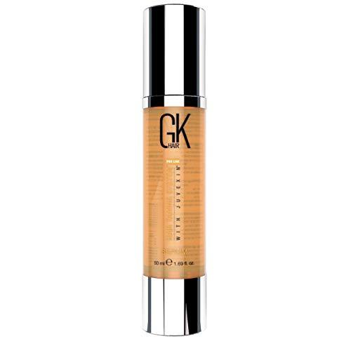 Global Keratin GKhair Argan Oil Hair Serum (50ml/1.69fl.oz)   Anti-Frizz Hair Repair/Protection, Smoothing Serum for Dry/Damaged with added Shine - For Men & Women