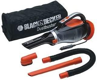 Black&Decker ADV1220 - Aspirador de Mano para Coche, 12V de Potencia, con Bolsa de Transporte: Amazon.es: Coche y moto