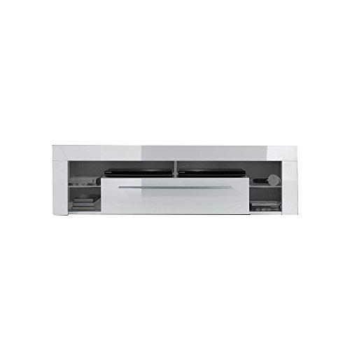 Preisvergleich Produktbild trendteam Wohnzimmer Lowboard Fernsehschrank Fernsehtisch Score Wohnen