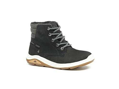 Richter Kinderschuhe Chłopięce buty zimowe Jack, czarny - 9901black Blue - 37 eu