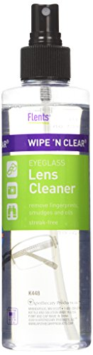 Flents Wipe 'N Clear Eyeglass Lens Cleaner 8 fl oz (236 ml)