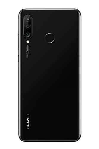 Huawei P30 Lite (Midnight Black) ohne Simlock, ohne Branding, ohne Vertrag - 4