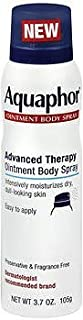Aquaphor Advanced Therapy Ointment Body Spray - 3.7 oz, Pack of 4