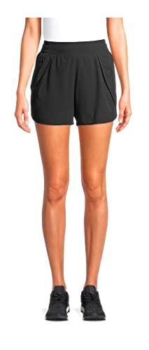Black Shoot Women's Running Shorts (3X)