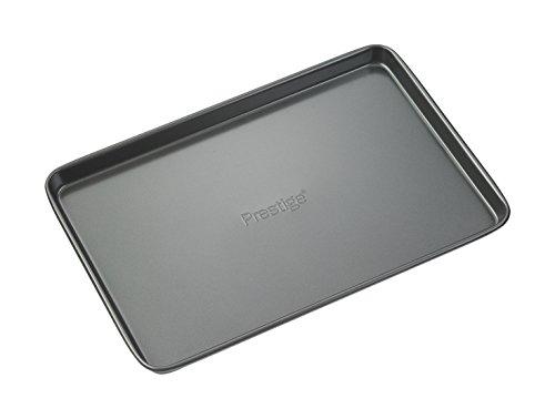 Prestige Oven Tray-Medium, steel, Black, 1-Piece