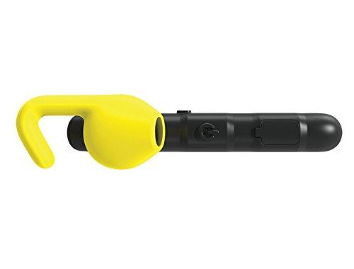 Jabra Auriculares Bluetooth de acero reforzado (versión de EE.UU.), color negro