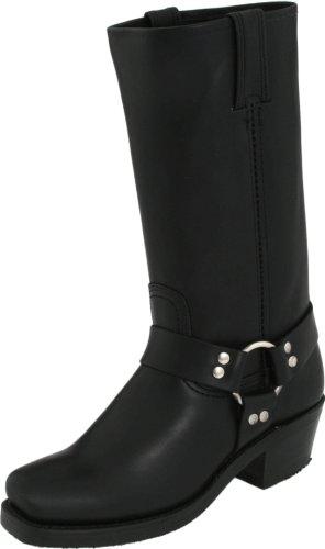 Frye Women's Harness 12R Boot, Black, 10