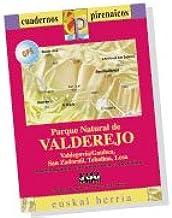 Cuaderno pirenaico Parque natural de Valderejo (Cuadernos Pirenaicos Euskal Herria)