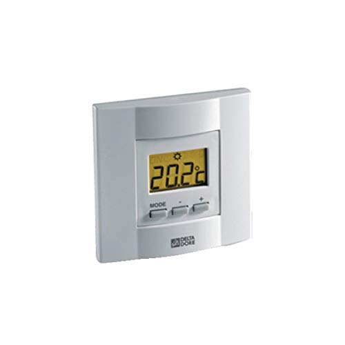 Delta dore - Termostato electrónico con teclas filar para calefacción - TYBOX 21 - : 6053034