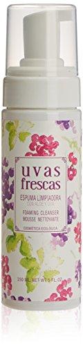 Uvas Frescas Mousse nettoyante écologique à l'aloe – 150 ml