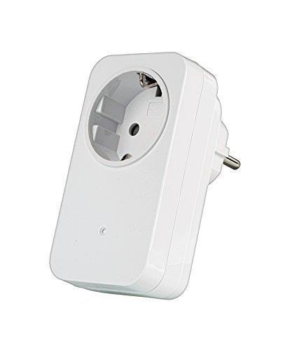 Trust AC-200 Regulador de intensidad de luz inalámbrico para enchufe, blanco