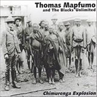 Chimurenga Explosion by Thomas Mapfumo
