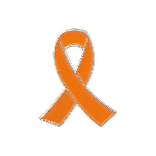 WIZARDPINS - Cinta de concienciación de color naranja oficial esmaltado para...