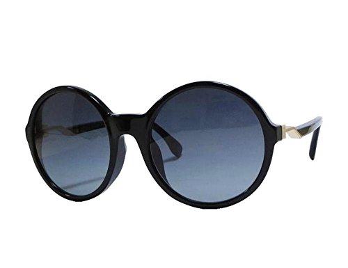 FENDI Sonnenbrille FF 0207/F/S Gafas de sol, Negro (Schwarz), 56.0 para Mujer