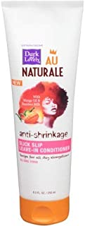 Dark and Lovely Au Naturale Slick Slip Leave-in Conditioner (Pack of 2)