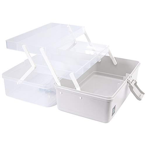 収納ボックス 工具箱 救急箱 収納箱 便利 折り畳み 取っ手付き 緊急 防災 薬入れ 家庭用