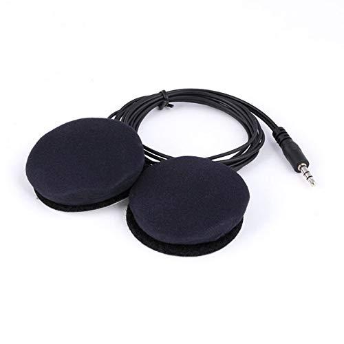 Rugged Radios HKP-SPK-STEREO Stereo Helmet Speakers with 3.5mm Jack