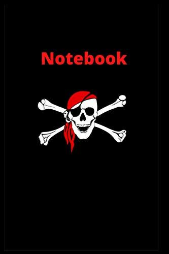 Skull and bones notebook
