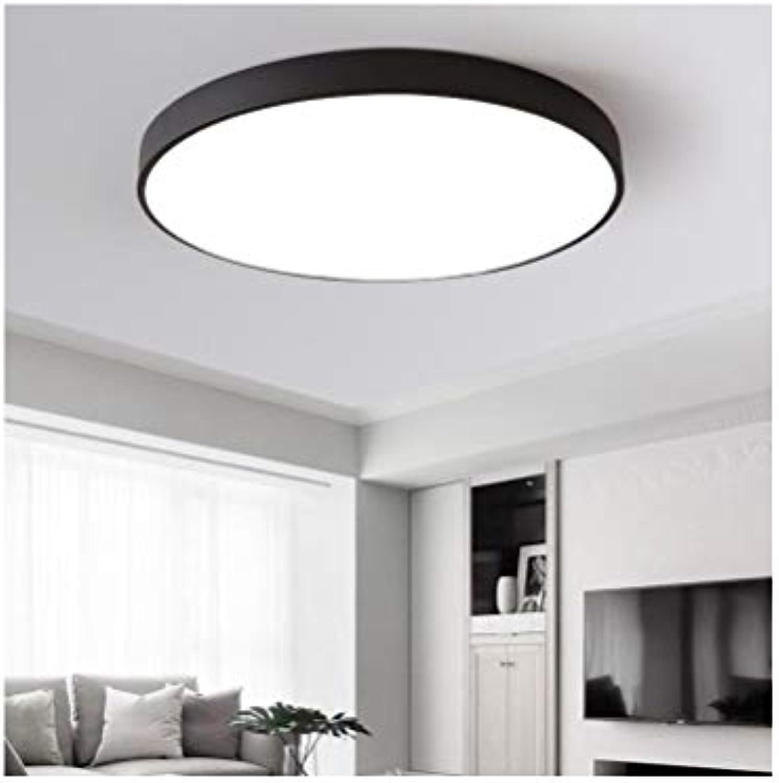 L Yang Led deckenleuchte wei runde acryl deckenleuchte stufenlos dimmen gürtel Fernbedienung einfache Moderne Gang Schlafzimmer Wohnzimmer Lampe