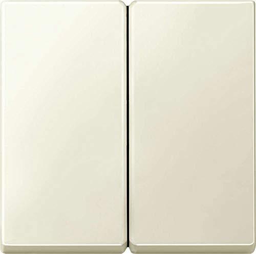 Merten 434544 Wippe für Serienschalter, weiß, System M