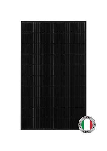 Solarpanel Monokristallin Full Black 300Wp