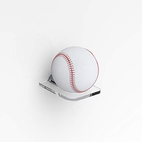 Plexico Wall Mount Vertical Baseball Bat Holder
