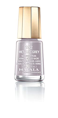 Mavala Vernis à Ongles Metallic Grey Color