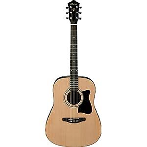 Ibanez V50NJP-NT Acoustic Guitar Pre Pack, Dreadnought 7
