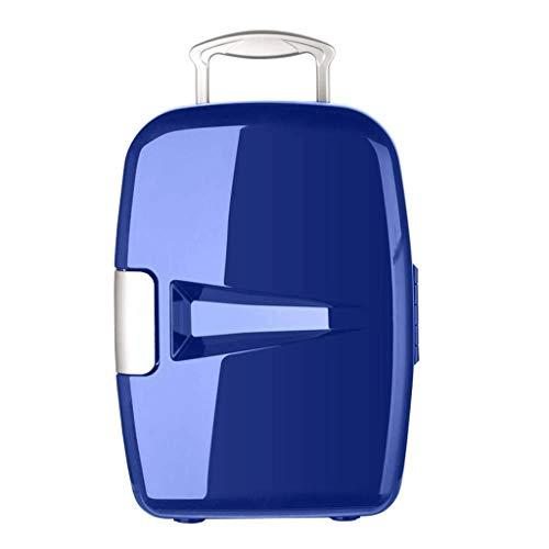 ZJHDX draagbare compacte persoonlijke koelkast, koelt en verwarmt, koelt 100% vrij van freon en milieuvriendelijk, inclusief stekker voor stopcontact en auto-oplader