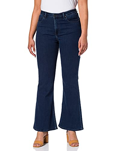 Lee Damen Breese Jeans, Dark Joni, 25W / 31L