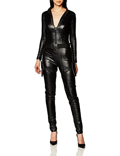 Roma Costume Women's 2 Piece Alluring Assassin, Black, Small
