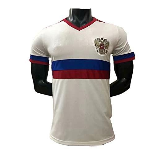 Backboards 2021 Coppa dei Campioni Shirt,Russia Home Away No.6 Uomo da...