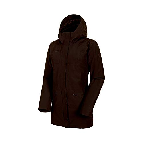 Mammut Chamuera HS Damen Parka Thermo Hooded M Sarcellblau (Wing Teal)