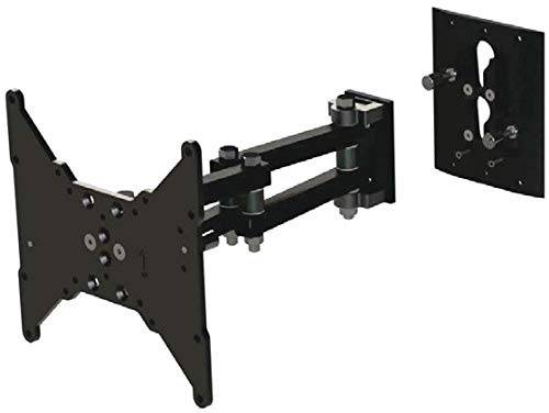 MSCSL12-QD TV Wall Mount Up to 42' Removable-Disconnect Arm Scissor, Pan, Lock RV, Home -3