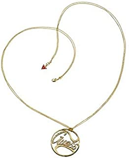 Guess Alloy Necklace for Women, Gold