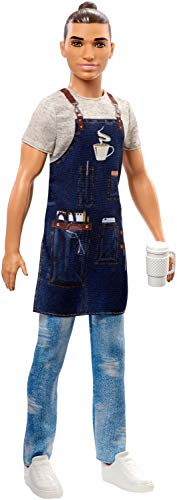 Barbie Ken Barista