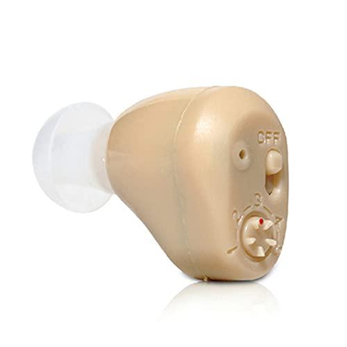 FR&RF Audífono Recargable Audiphone Mini ANCHIVO Amplificador Amplificador AUDITORÍA AUDICIONES AUDICIONES para Mayor