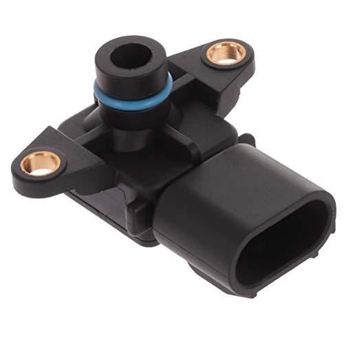 FEIPART MAP Sensor Assembly Replacement for 2005-2010 Chrysler. 300 2007-2008 Chrysler. Aspen 2005 Chrysler. Pacifica 2007-2008 Chrysler. Sebring AS158 Barometric Pressure Sensor