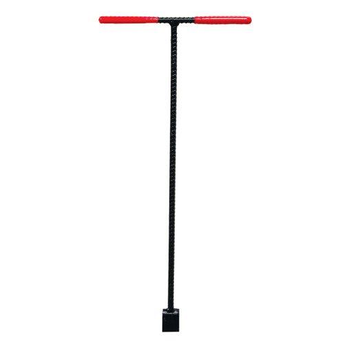 PlumBest M25127R3 1/2-Inch by 27-Inch Water Meter Key, Black