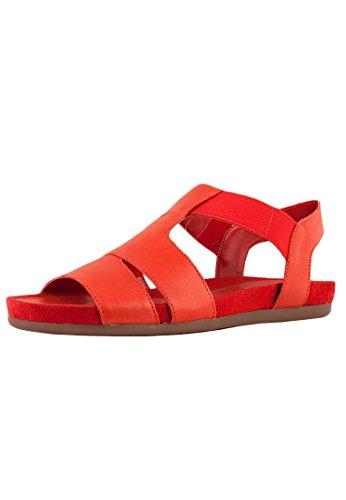 Aerosoles Sandale Power Point Damen Rot, Farbe:Rot;Größe:UK 4.5 - 37.5