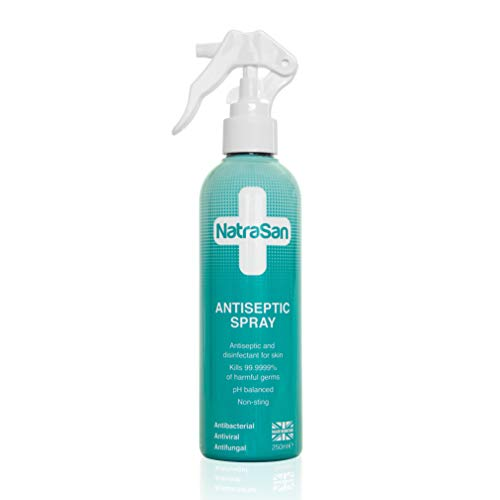 NatraSan Spray de Primeros Auxilios 250ml