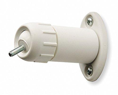peerless satellite speakers Peerless Universal Speaker Mount Spk 811W - Speaker Bracket - White (Discontinued by Manufacturer)
