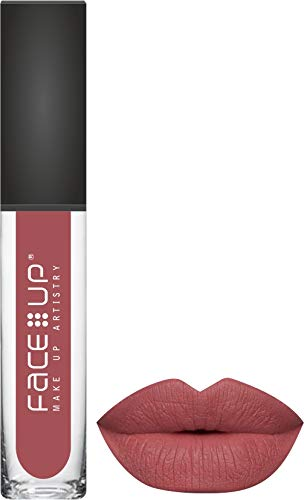 Face Up Super Stay Matte Ink Lipstick , 6 ml , (shade- 03 ) , Nude Nuance