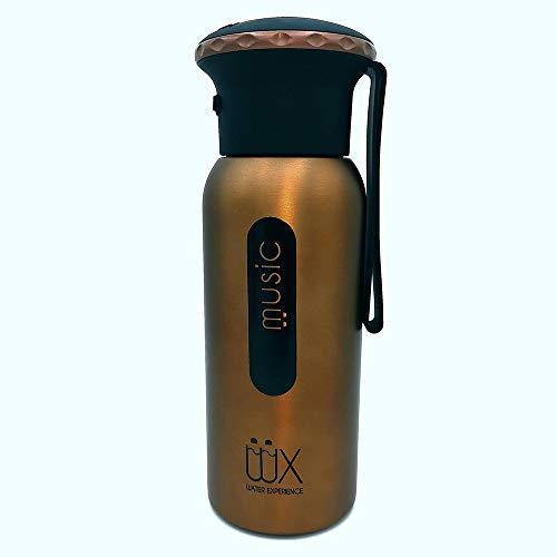 Evviva Water Experience - Cantimplora térmica de color bronce / cobre para...